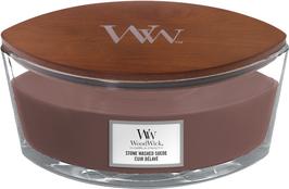 WW Stone Washed Suede Ellipse