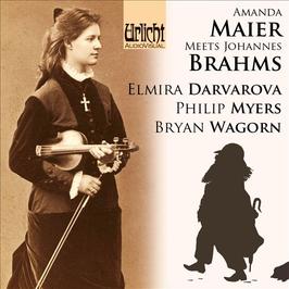 Amanda Maiers meets Johannes Brahms