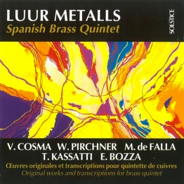 Luur Metalls Spanish Brass Quintet