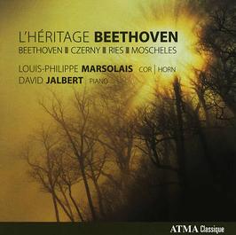 """Musik für Horn & Klavier """"L'Heritage Beethoven"""""""