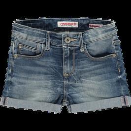Vingino Shorts in Blue Vintage