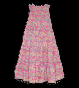 Bella flower dress von AO76 in Pink