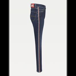Tommy Hilfiger Skinny Fit Jeans mit hohem Bund