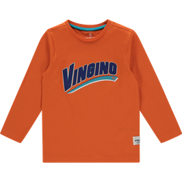 Coole Vingino Langarmshirt in Neo Orange