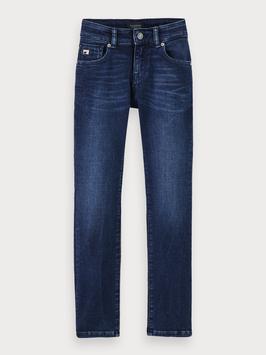 Strummer – Illusion Skinny Jeans aus Baumwoll-Stretch