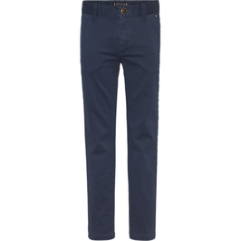 Tommy Hillfiger Essential TH Flex Skinny Fit Chinos in Twilight Navy