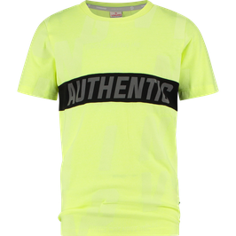 Vingino Shirt Hecello in der Farbe neon gelb