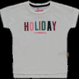 "Vingino T-Shirt ""HOLIDAY"" in Real White"