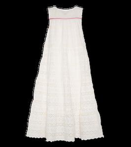 AO76 Bella bruna dress in Offwhite