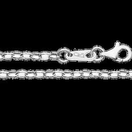 Janari Ankerkette oval Silber - JA OA CMT 2.6