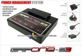 GRIPONE S3 Traktionskontrolle