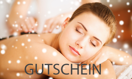 NEU: Hot Stones Massage Gutschein