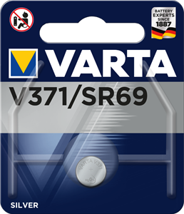 Varta Watch V371, Blister1, 1,55V
