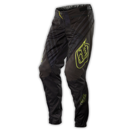 Troy Lee Designs Kids Sprint Pants Camber Schwarz