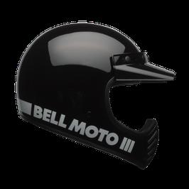 Bell Moto 3 /  Classic Black