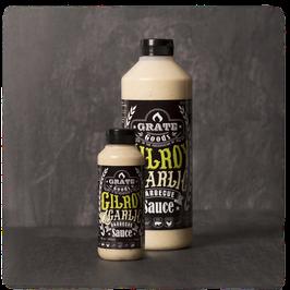 """Grate Goods BBQ Sauce """"Gilroy Garlic"""""""