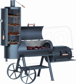 "Joes BBQ Smoker 16"" Chuckwagon"
