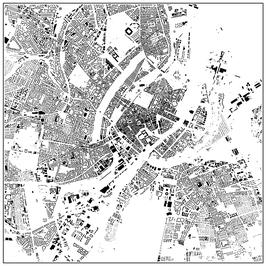 Schwarzplan Kopenhagen