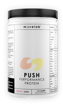 PUSH | Performance Protein