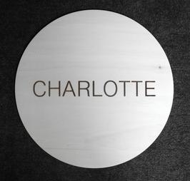 Wandbord cirkel