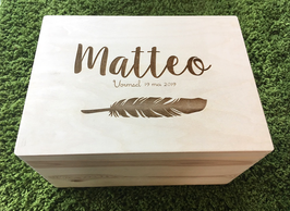 Box met naam 'brave'