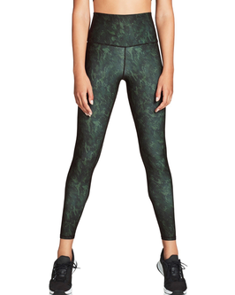 NIMBLE High Rise Long Tight, brushed-army-green