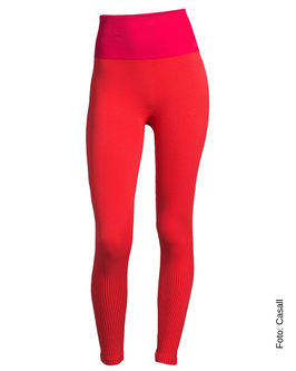 CASALL Seamless Tights, vivid pink