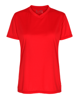 Base Cool Tee Shirt, rot