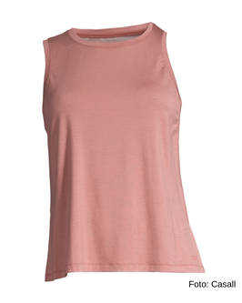 CASALL Lush Muscle Tank, calming red