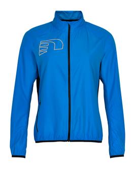 Core Jacket, blau