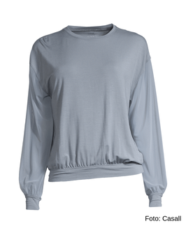 CASALL Lush Sweater, stretching blue