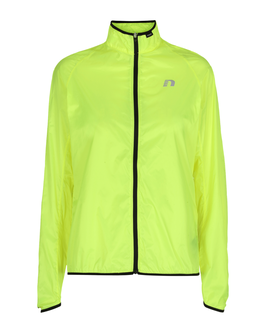Running Windpack Jacket, neon-gelb