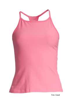 CASALL Lux Strap Racerback, pink