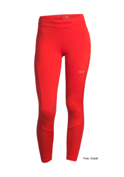 CASALL Iconic 7/8 Tights, sunset-red