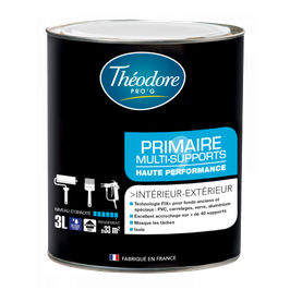 Peinture Sous-couche Primaire Multi-supports THEODORE PRO G
