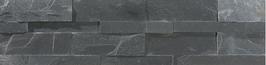 Questembert Nero 15x60cm