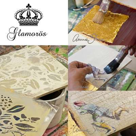 Glamorös Workshop · Chalk Paint™ Basic 2