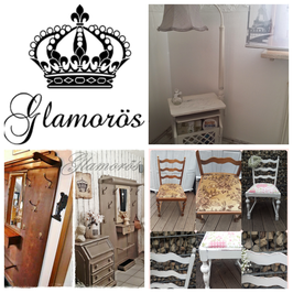 Glamorös Workshop · Chalk Paint™ Aus Alt mach Neu - DIY