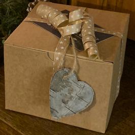 Geschenkverpackung für Relish Gläser