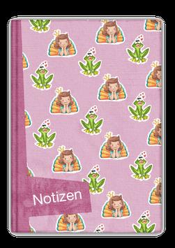 Notizbuch Nr. 2 - Prinzessin