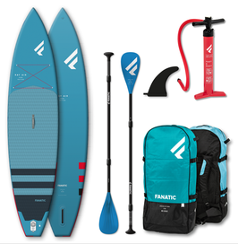 Fanatic 2020 Rai Air inflatable Package inkl. Paddle