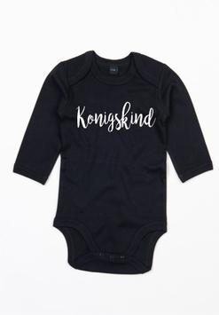 Baby long bodysuit Königskind
