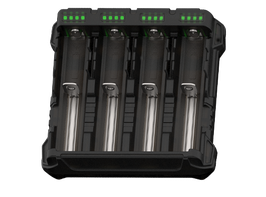 Cargador portátil Armytek con función Powerbank Handy C4 Pro