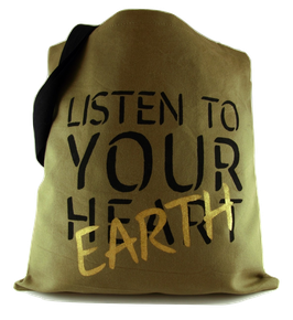 Listen to your Earth