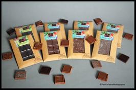 Tablette de chocolat BIO