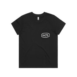 MOS POCKET SHIRT BLACK