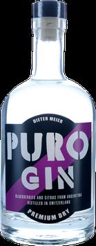 Puro Gin von Dieter Meier