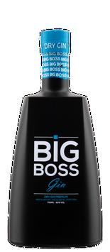 Gin big Boss Premium Dry Gin