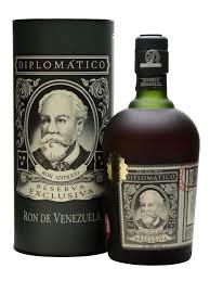 Rum Diplomatica Reserva Exclusiva