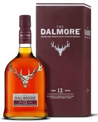 The Dalmore Highland Single Scotch Whisky, 12 Years